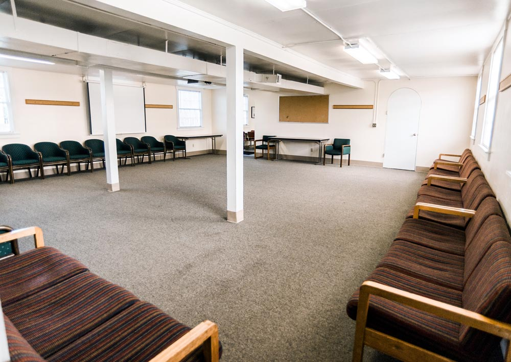 Bachelor Officers Quarters Meeting Room