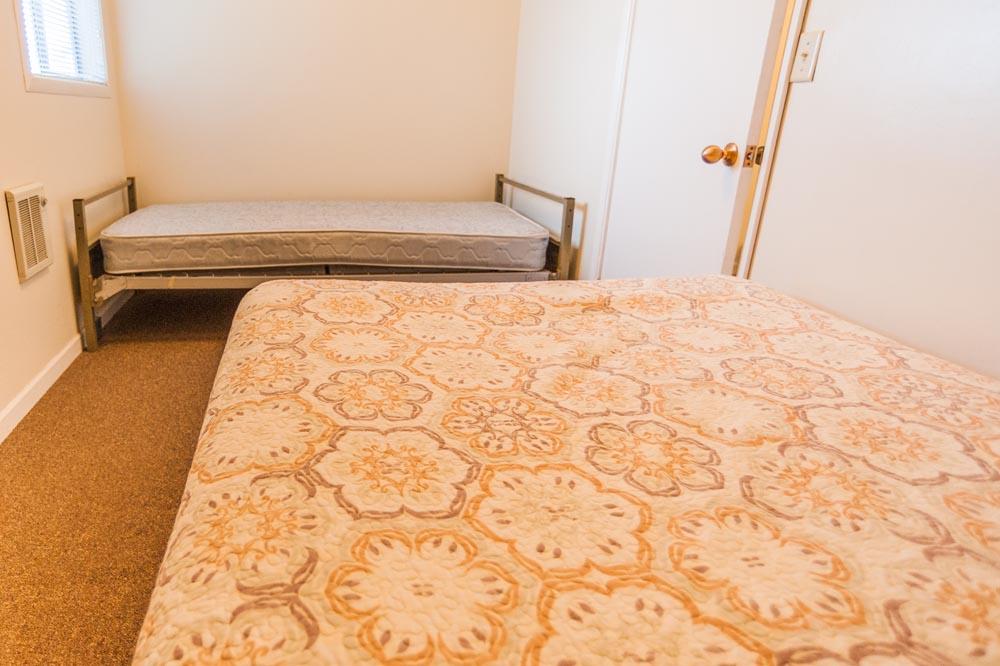 Firehall bedroom