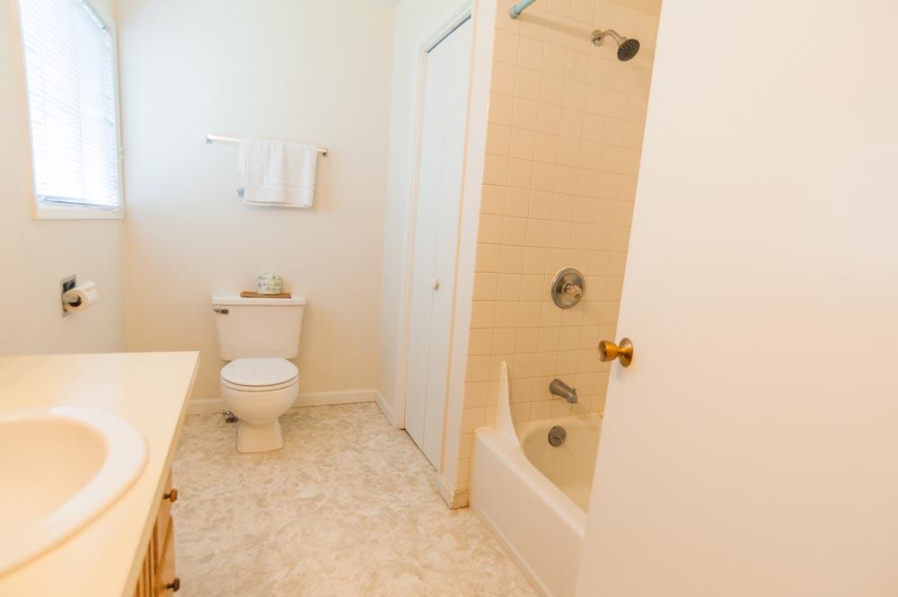 Firehall bathroom