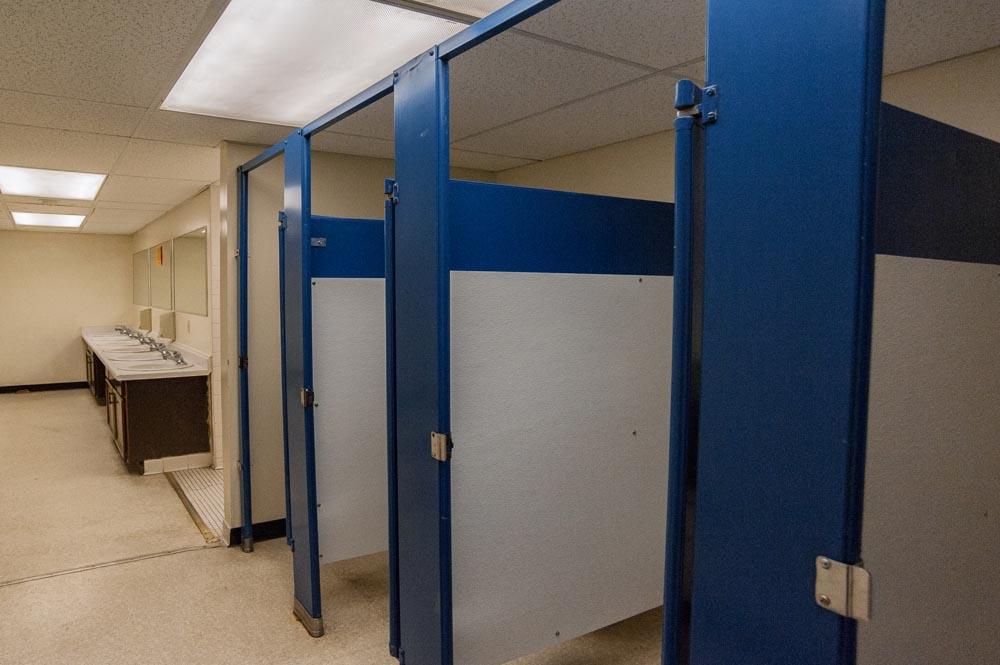 Company Quarters C bathroom
