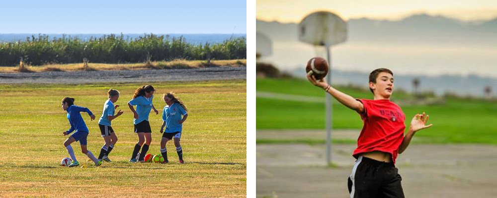 Sports packages at Camp Casey