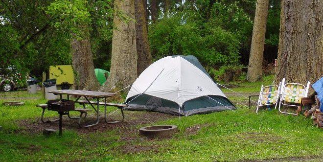 Camping Improves Sleep?