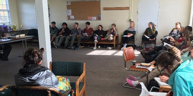A community formation of spiritual growth