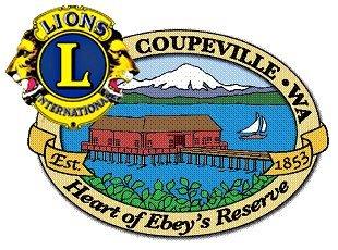 Coupeville Lions Club logo