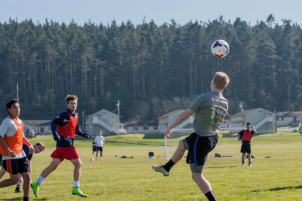Camp Casey Soccer