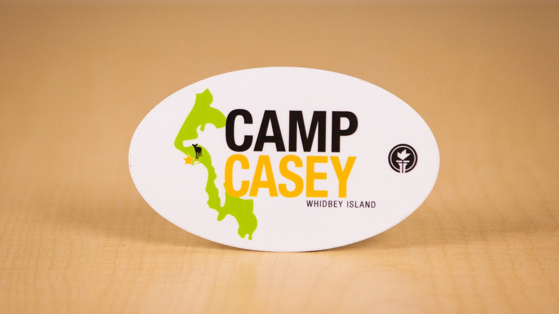 Whidbey Island Sticker