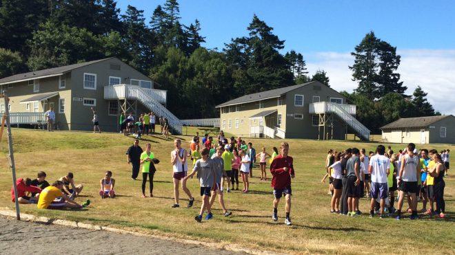 SPU Falcon Running Camp 2018