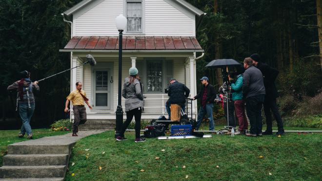 Movie Filmed on Whidbey Island Earning Accolades