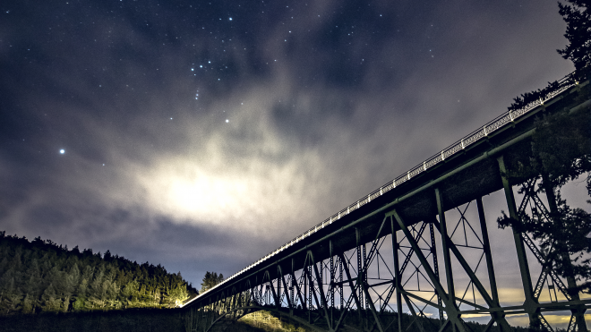 Discover the Stars at Camp Casey