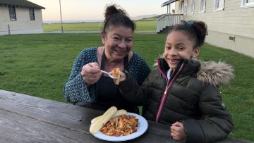 Camp Casey Welcomes New Catering Family