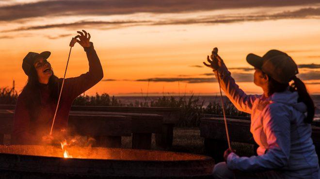 Three Surefire Ways to Build a Roaring Campfire