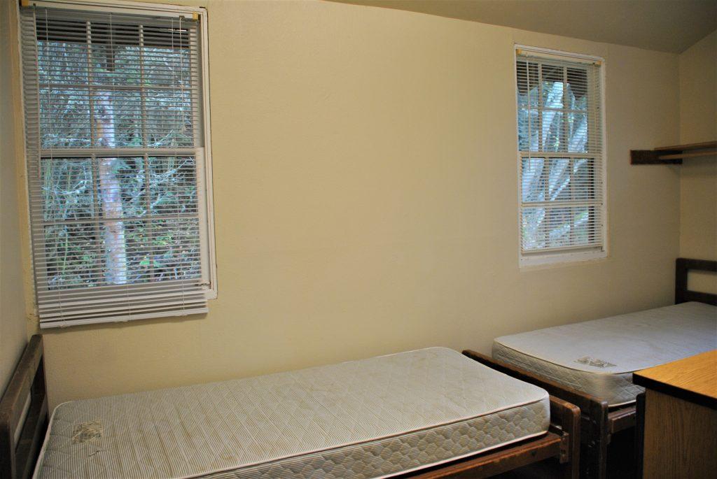 Staff Quarters A, B, or C bedroom
