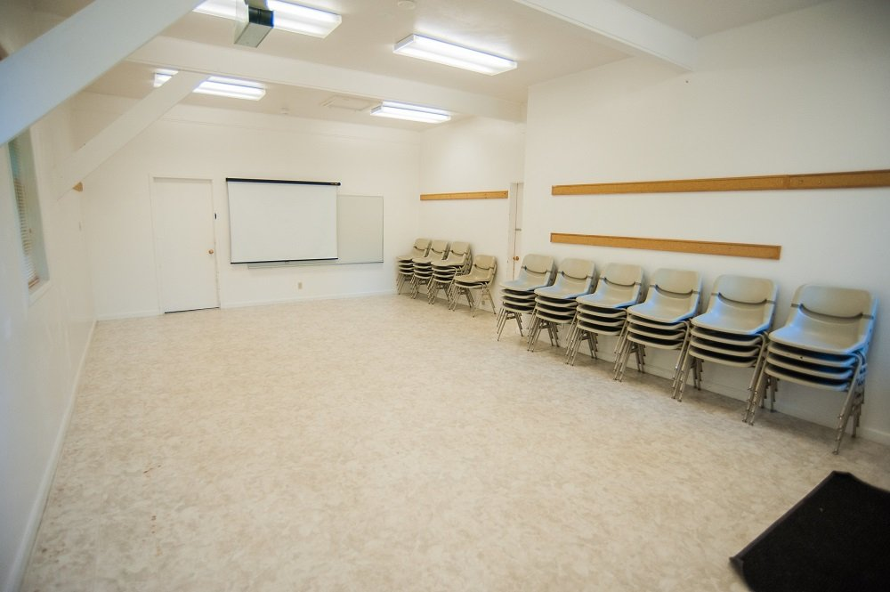 Class B Room 1 - Camp Casey
